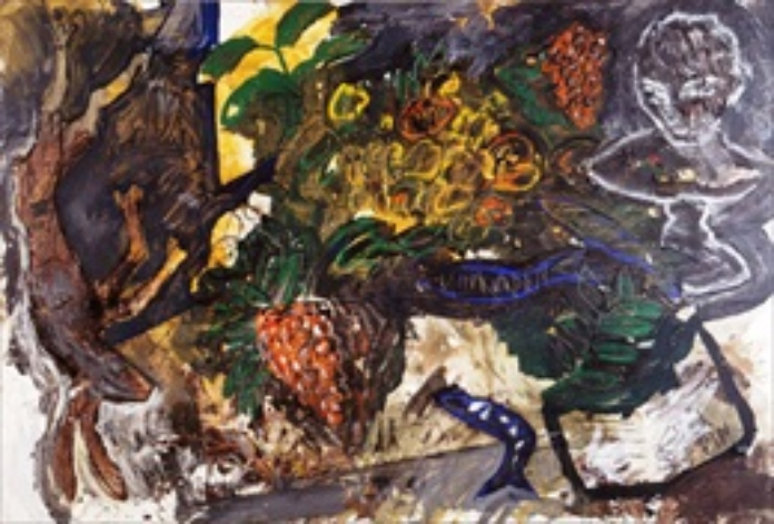 La pintura española de los 80 aterriza en la Fundación Mercedes Calles
