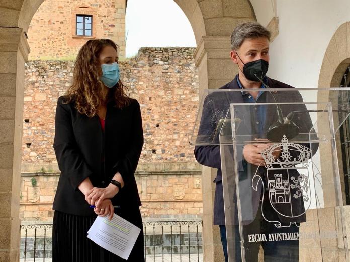Cáceres retoma el proyecto del pabellón de ferias