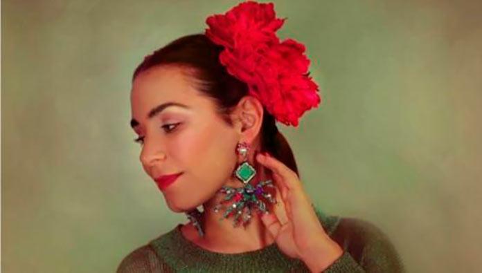 Miriam Cantero homenajea a las grandes cantaoras del flamenco en el Gran Teatro de Cáceres