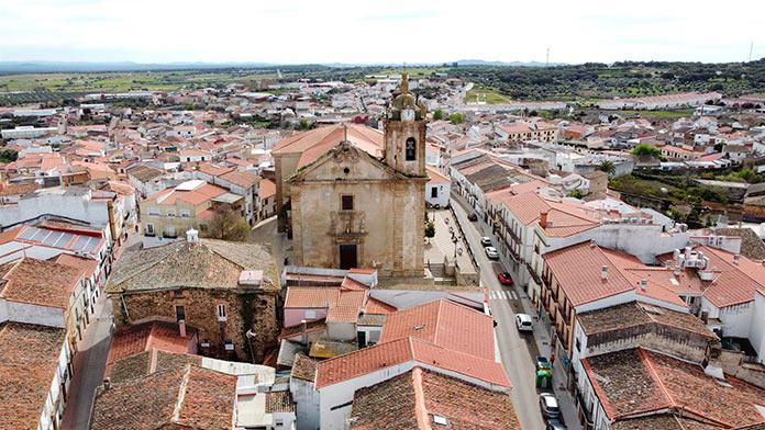 San Vicente de Alcántara ya forma parte de Vente a vivir a un pueblo