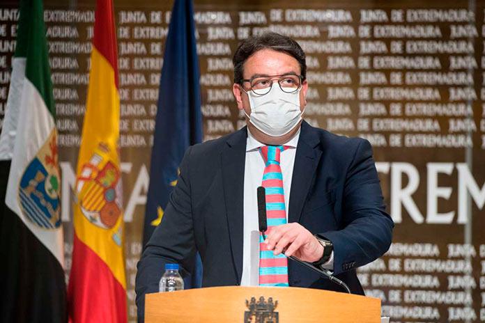 Extremadura confirma que el brote de los esquiladores está propagando la variante brasileña