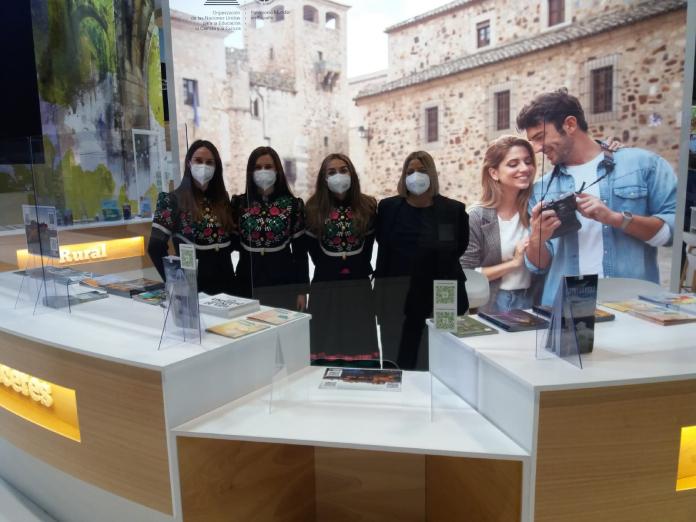 Las ciudades extremeñas promocionan en Fitur su turismo cultural