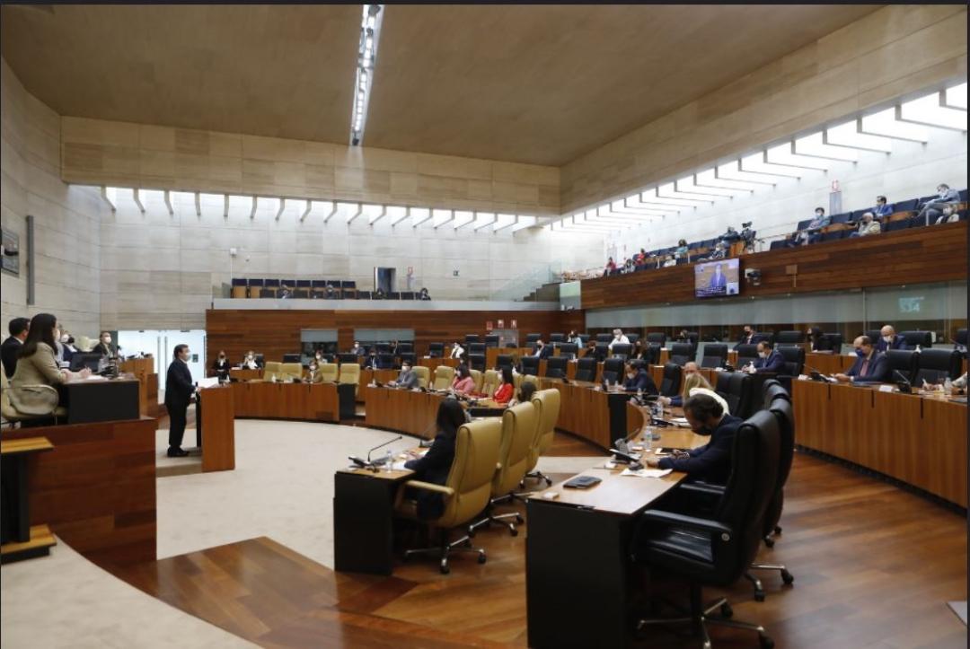 Extremadura estrena el Semáforo Covid