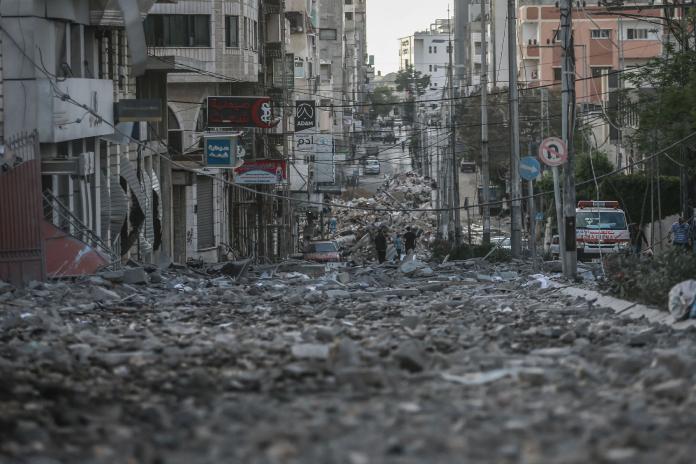 La Plataforma Personas Refugiadas de Cáceres condena los ataques a Palestina