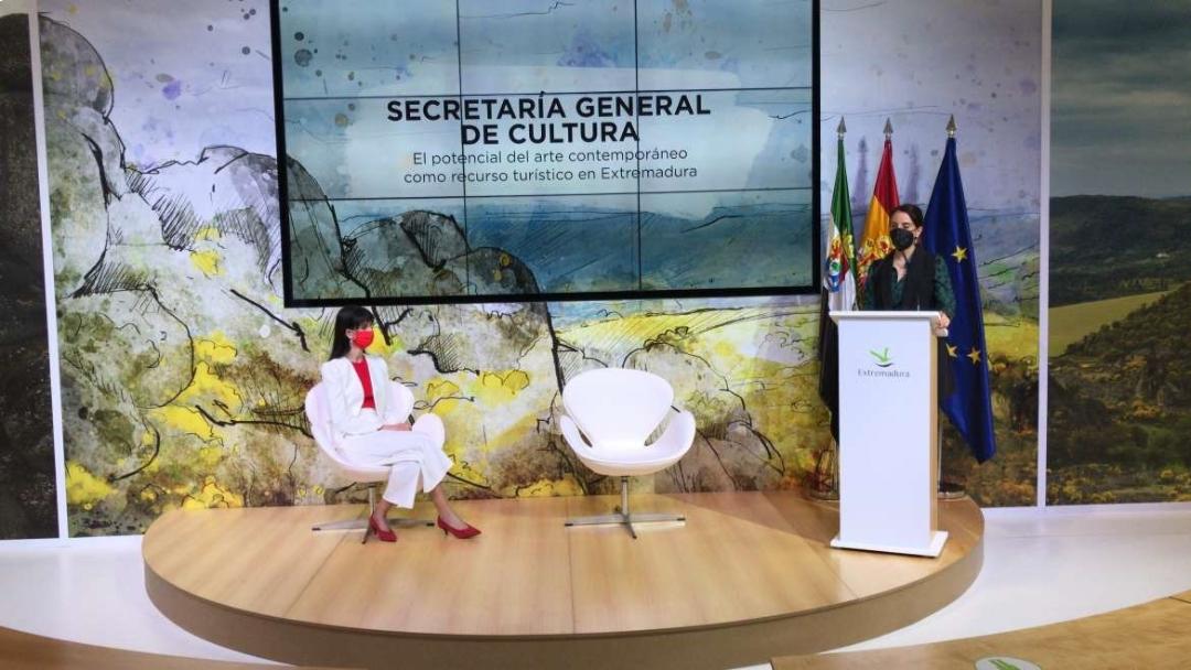 Extremadura se posiciona en la vanguardia del arte contemporáneo