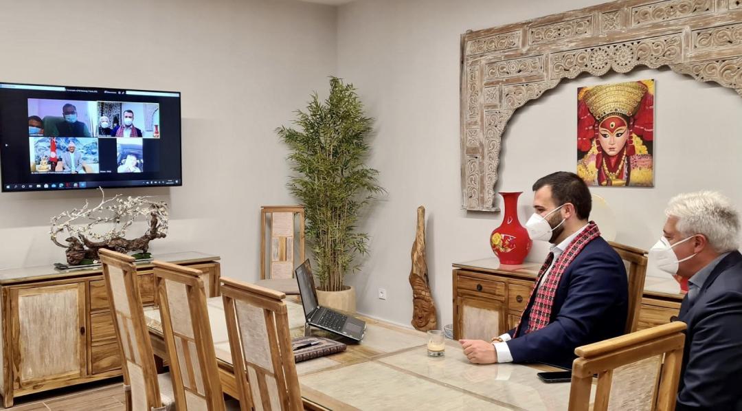 Un paso más para que el proyecto budista sea una realidad en Cáceres