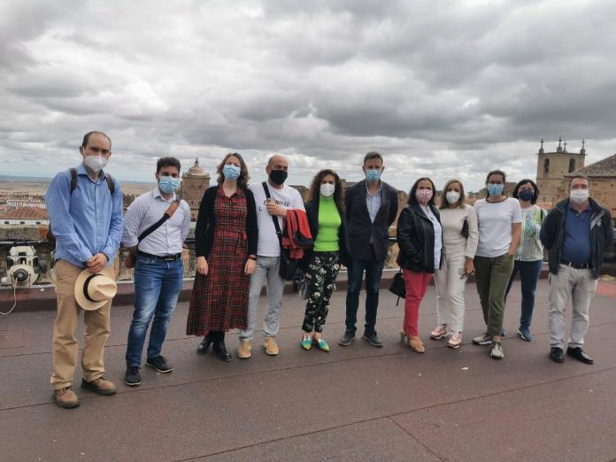 Las Rutas Guiadas Innovadoras de Cáceres vuelven en junio, septiembre y octubre