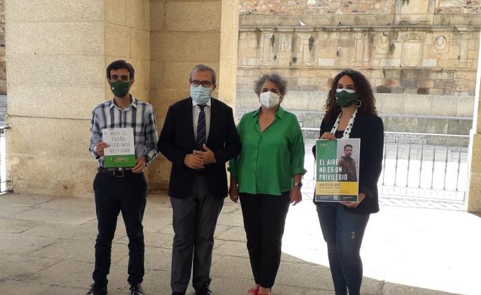 La AECC cambiará cigarrillos por cerezas este fin de semana en la Ciudad Monumental