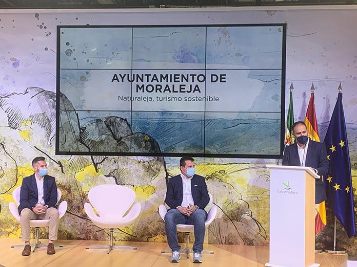 Sobran los motivos para disfrutar de Moraleja. Julio Cesar Herrero.