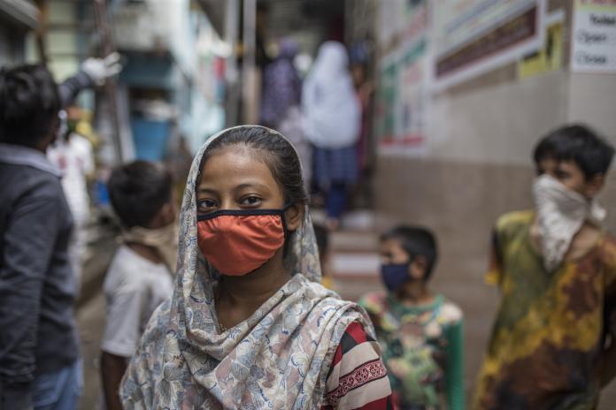 UNICEF envía suministros vitales para contribuir a luchar contra el COVID-19 en India
