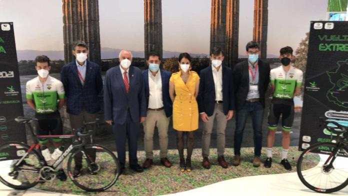 La Vuelta Ciclista a Extremadura recorrerá mas de 400 kilómetros