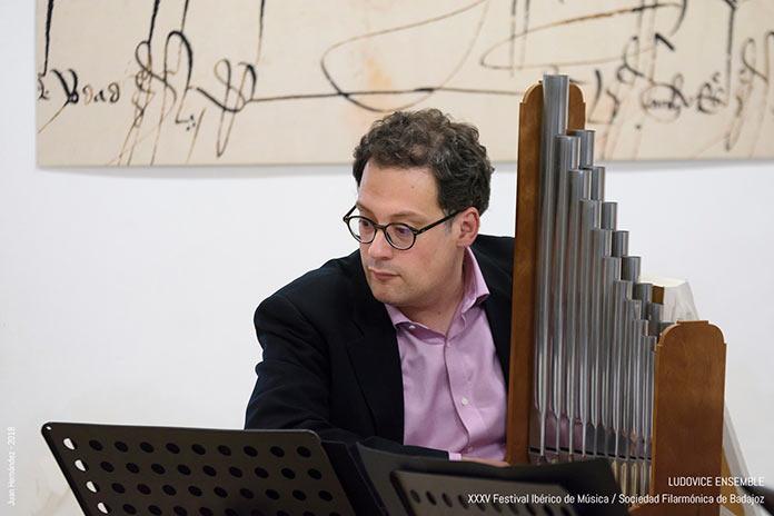 Ludovice Ensemble presenta Lisboa, Nova Arcadia este sábado en Badajoz