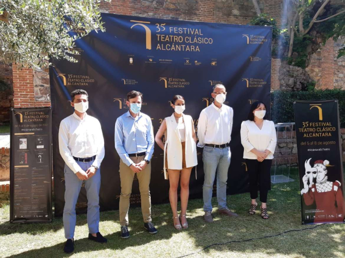 El Festival de Teatro de Alcántara sube el telón con cuatro representaciones
