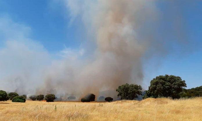 Incendio_forestal_Extremadura