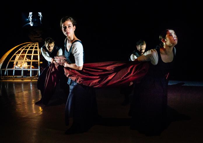 Karlik estrena Autorretratos de pluma y espada en el Festival de Teatro Clásico de Cáceres