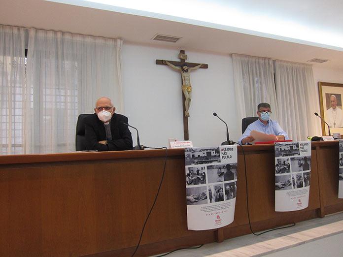 Cáritas de Mérida-Badajoz atendió a 5.449 personas durante el 2020