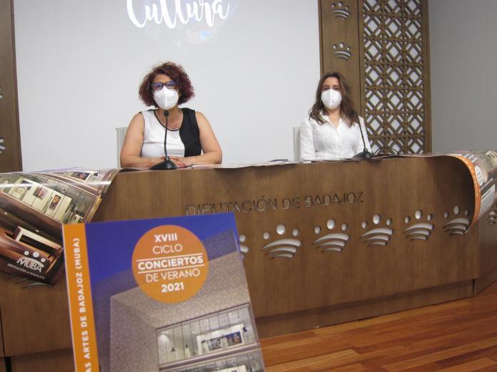 Gecko Turner y Chloé Bird actuarán en los conciertos de verano del Bellas Artes de Badajoz