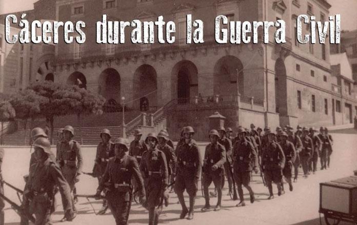 Vuelven las visitas por los lugares protagonistas de la Guerra Civil en Cáceres