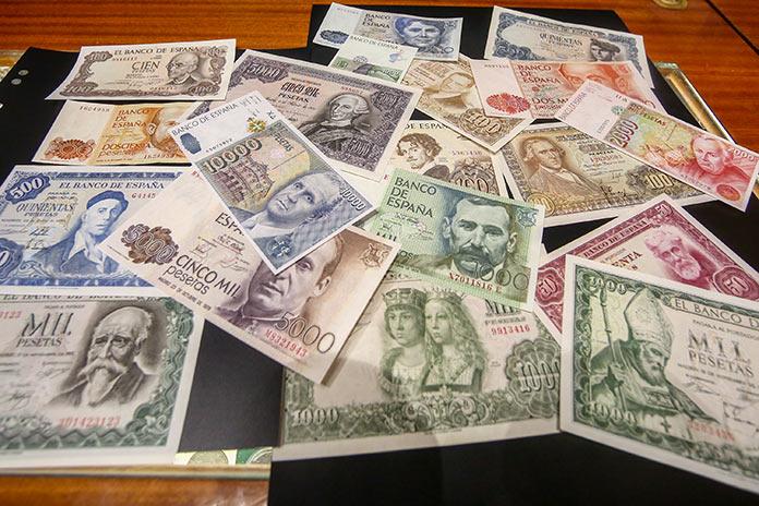 El Banco de España, incluida su sucursal en Badajoz, deja de cambiar pesetas a euros