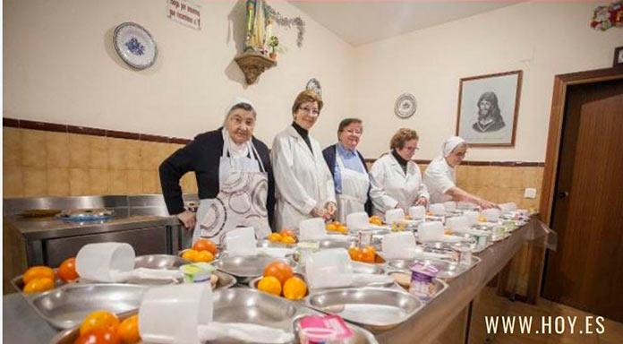 La parroquia de Guadalupe acoge una recogida de alimentos los días 24, 25 y 26 de junio