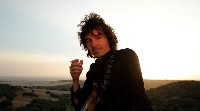 Rubén Pozo llena de rock el Boogaloo este sábado