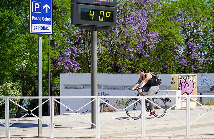 Extremadura activa el protocolo contra las olas de calor