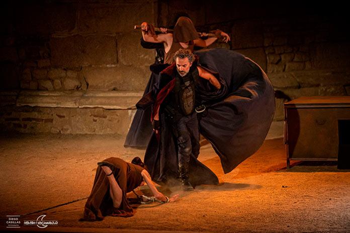 Tito Andrónico, de Teatro del Noctámulo, opta a 7 premios Max