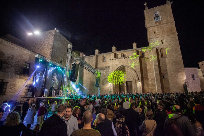 Cáceres recupera eI Blues Festival y el Irish Fleadh