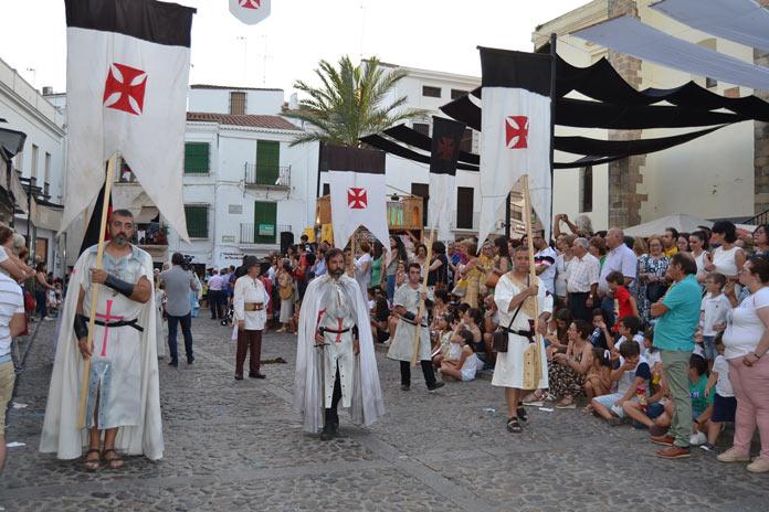Se cancela el Festival Templario