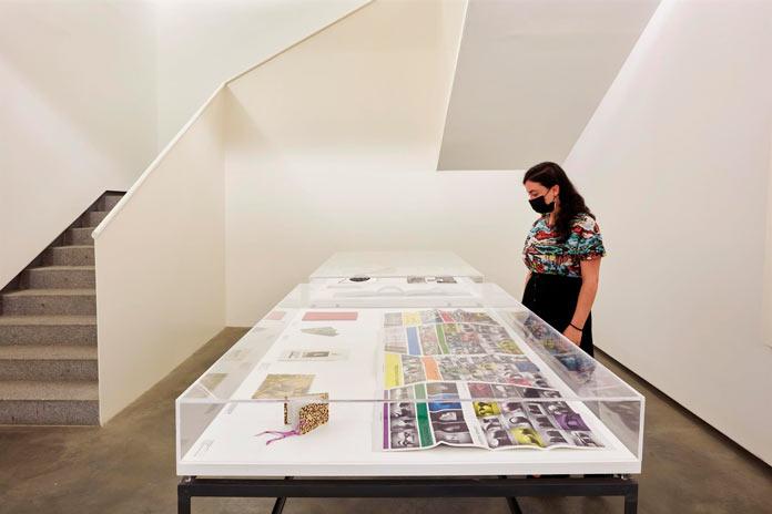 Nuevas obras Helga de Alvear en el espacio expositivo 'Imagen (Con)Texto'