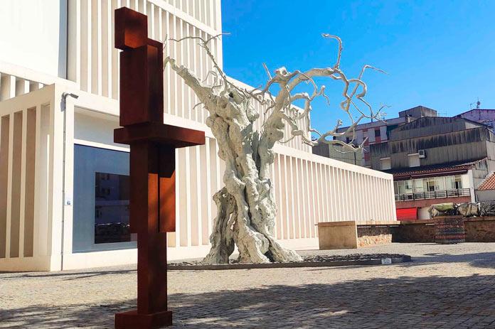 Helga de Alvear. Extremadura, a la vanguardia del arte contemporáneo