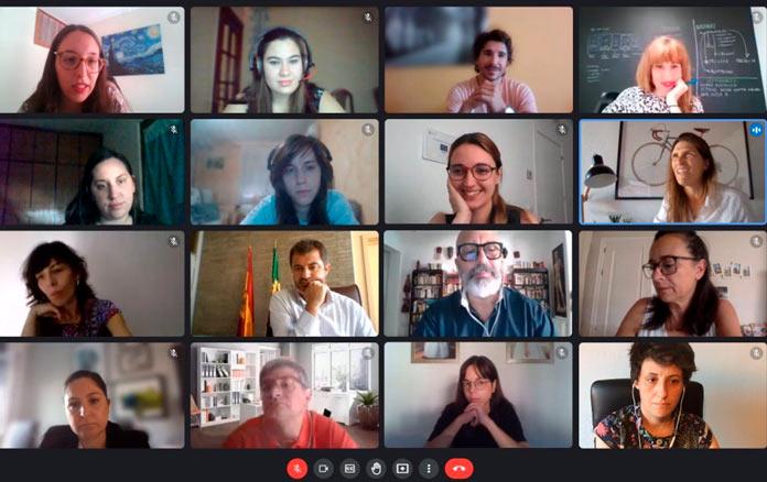 Lanzaderas Conecta Empleo Extremadura