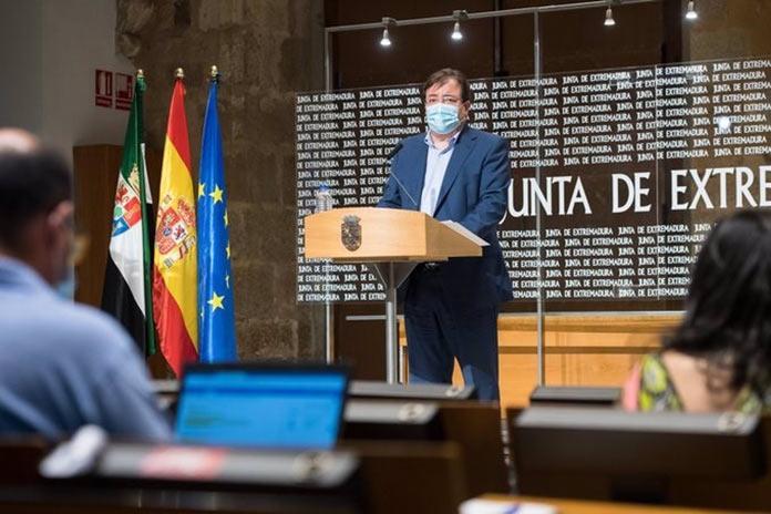 Premios Extremadura 2021