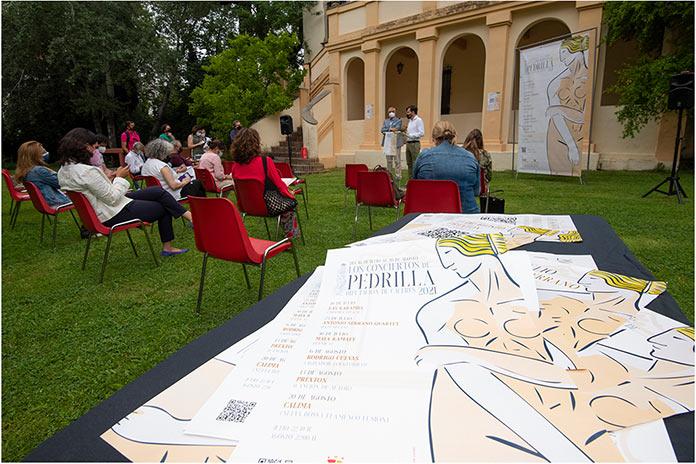 Rodrigo Cuevas, Prexton y Calima subirán al escenario de los Conciertos del Pedrilla