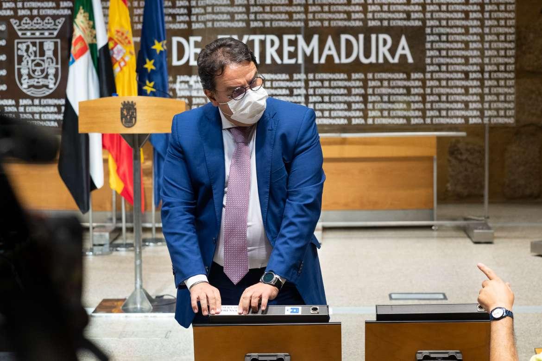 Extremadura mantiene el nivel 2 de alerta