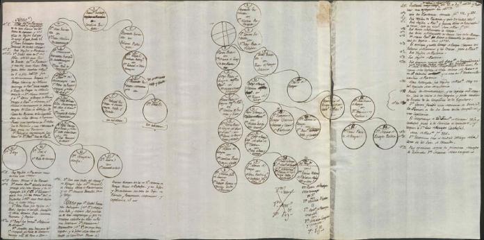 Árboles y blasones, la nueva muestra del programa Hablan nuestros documentos