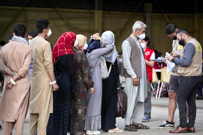 Extremadura acoge a 14 personas refugiadas de Afganistán