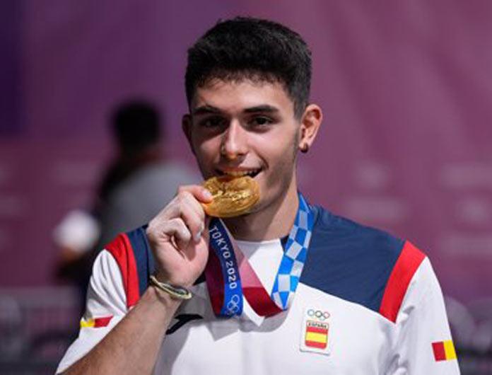 El rocódromo de la Ciudad Deportiva de Cáceres llevará el nombre del campeón olímpico Alberto Ginés