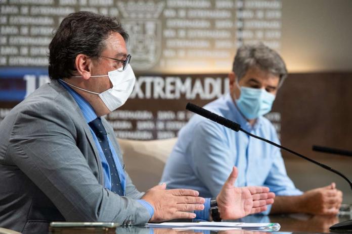 Extremadura ya dispone de un sistema de autocita para la vacuna