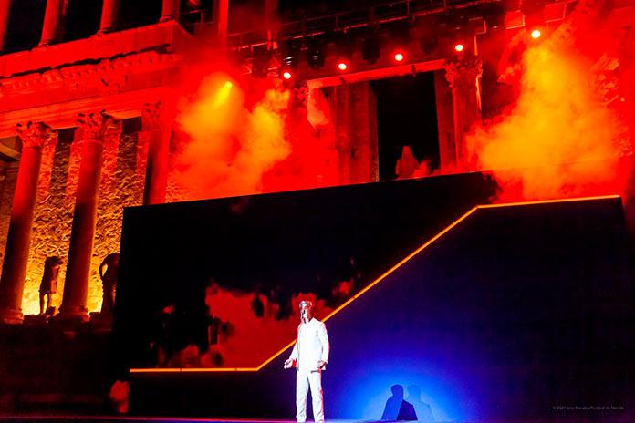 El Festival de Mérida cierra su 67 edición con 81.000 espectadores en el teatro romano