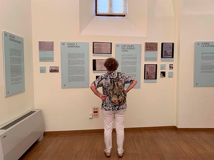 El Palacio de la Isla acoge la muestra Los viajes del pueblo judío