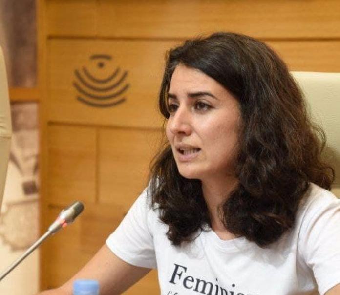 Irene de Miguel, coordinadora de Podemos, considera que Extremadura debería acoger a personas afganas