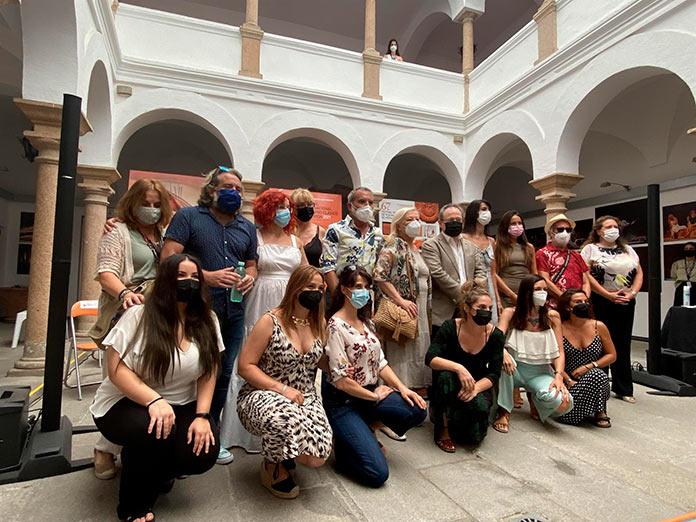 'Las suplicantes' clausura el Festival de Teatro de Mérida