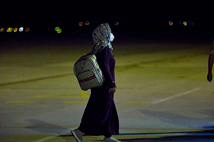 Afganistán. La bruja Circe.