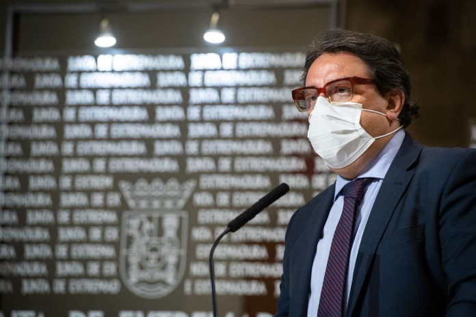 Extremadura solicita ampliar una semana más el nivel 2 en la comunidad y el 3 en Cáceres y Plasencia