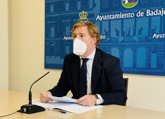 Ignacio Gragera, alcalde de Badajoz, positivo en coronavirus