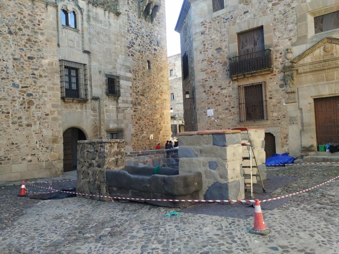 Cáceres se transforma en La Casa del Dragón