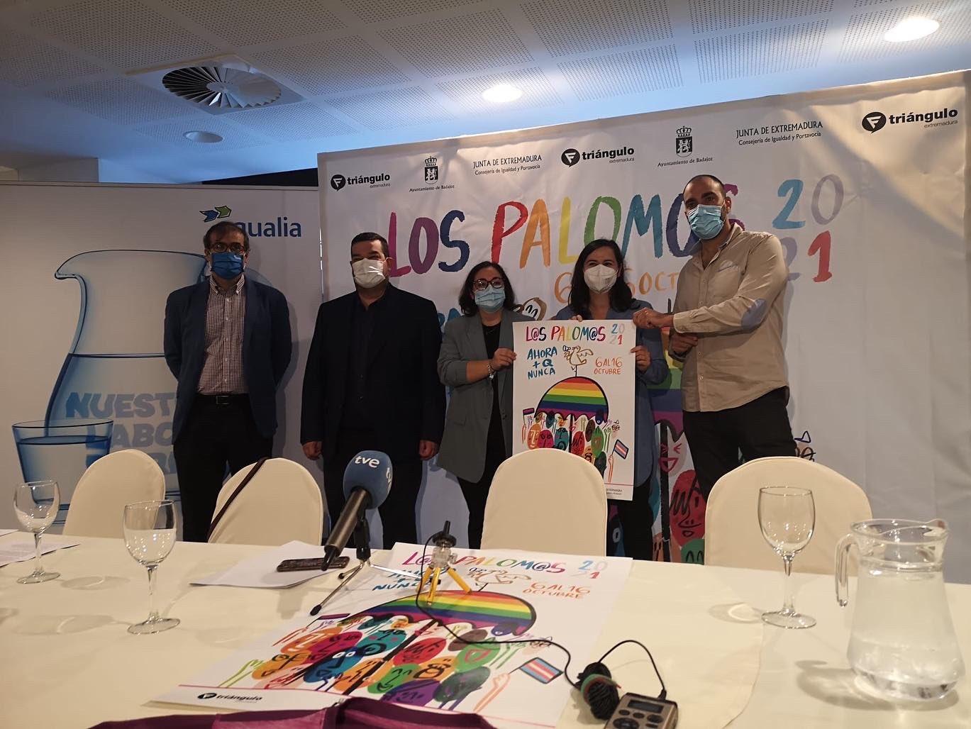 La V Carrera por la Diversidad Los Palomos-Aqualia se celebrará el 10 de octubre
