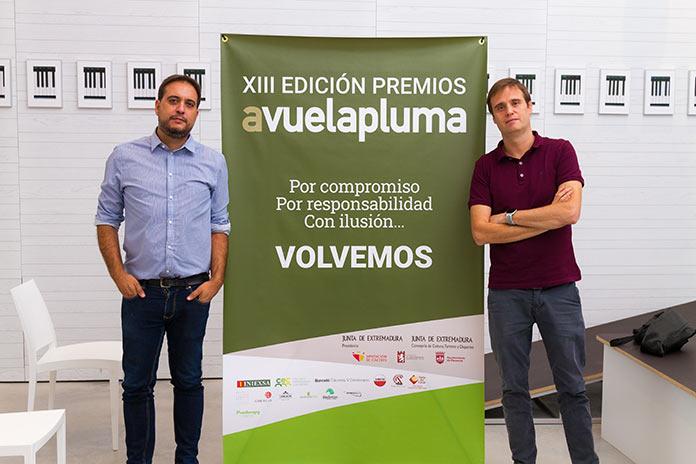 El periodista Nacho Carretero, la actriz Cristina Gallego y la escritora Susana Martín Gijón, entre los galardonados de los Premios Avuelapluma