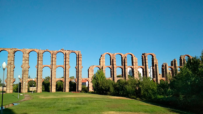 Extremadura celebrará el Día del Turismo en el Acueducto de los Milagros de Mérida